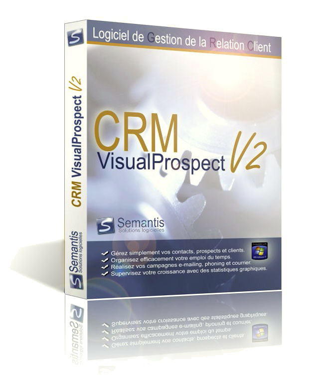VisualProspect CRM